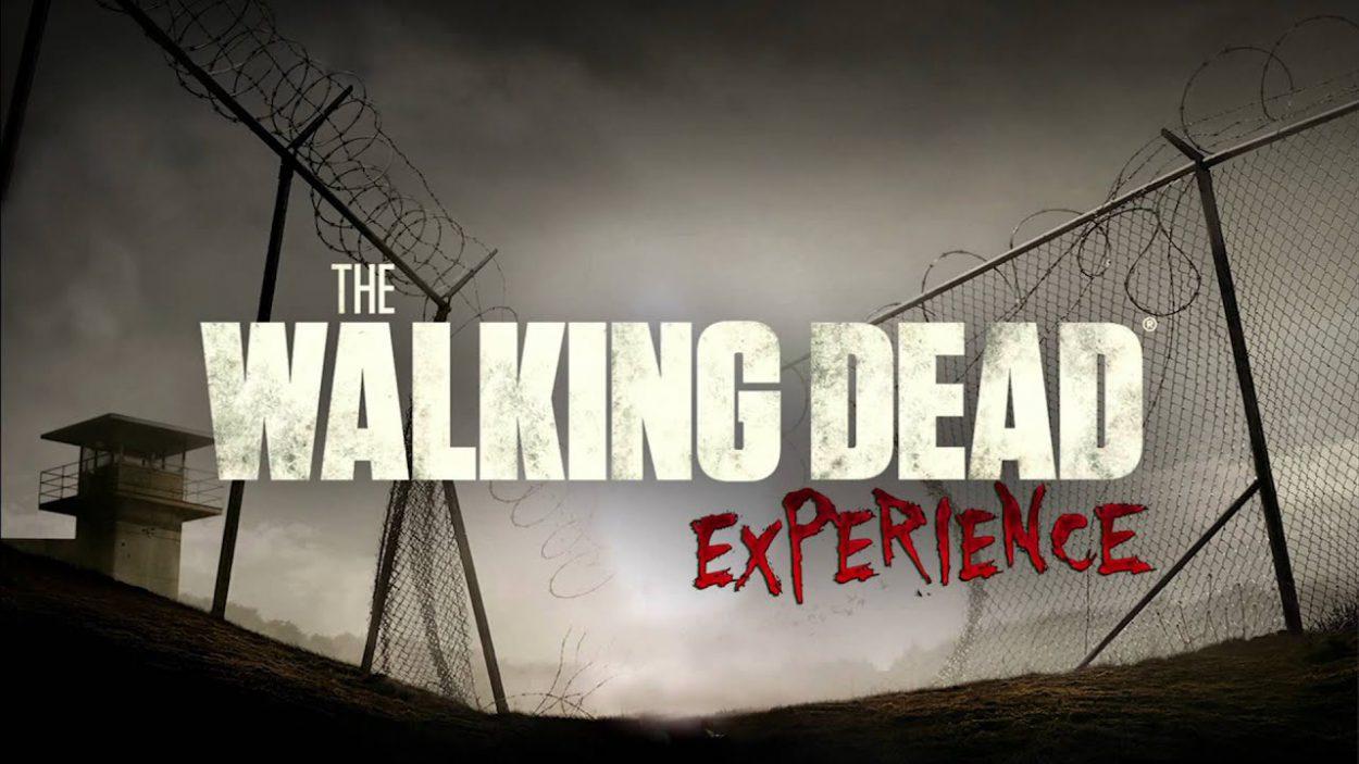 walking dead experience