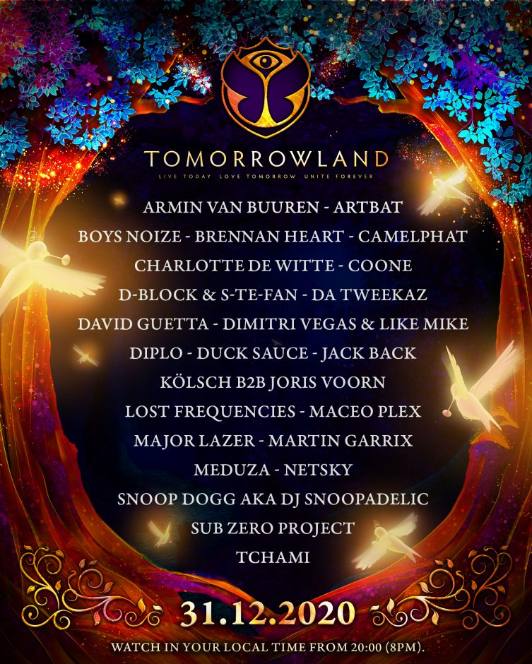 tomorrowland streaming cartel