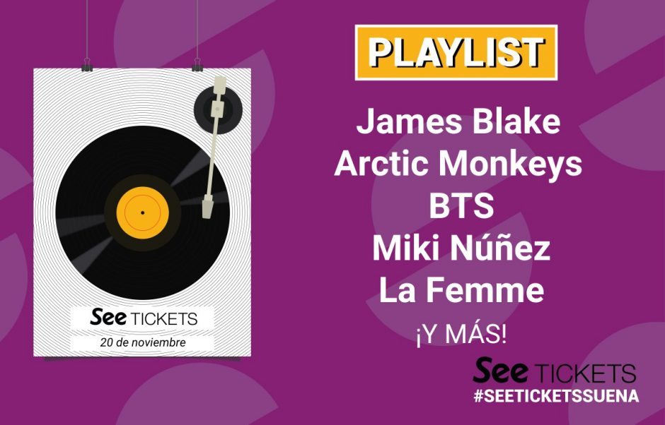 playlist see tickets suena