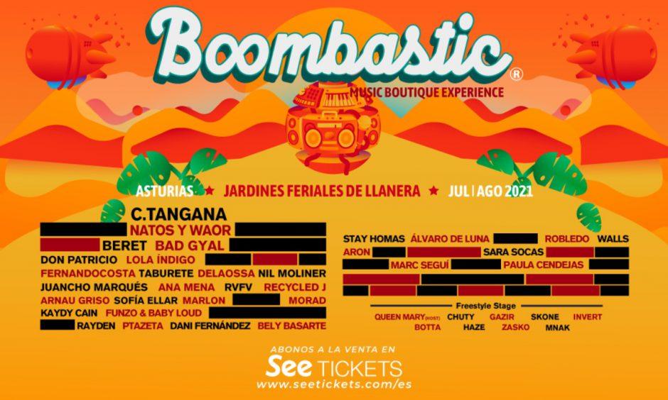 boombastic 2021 cartel