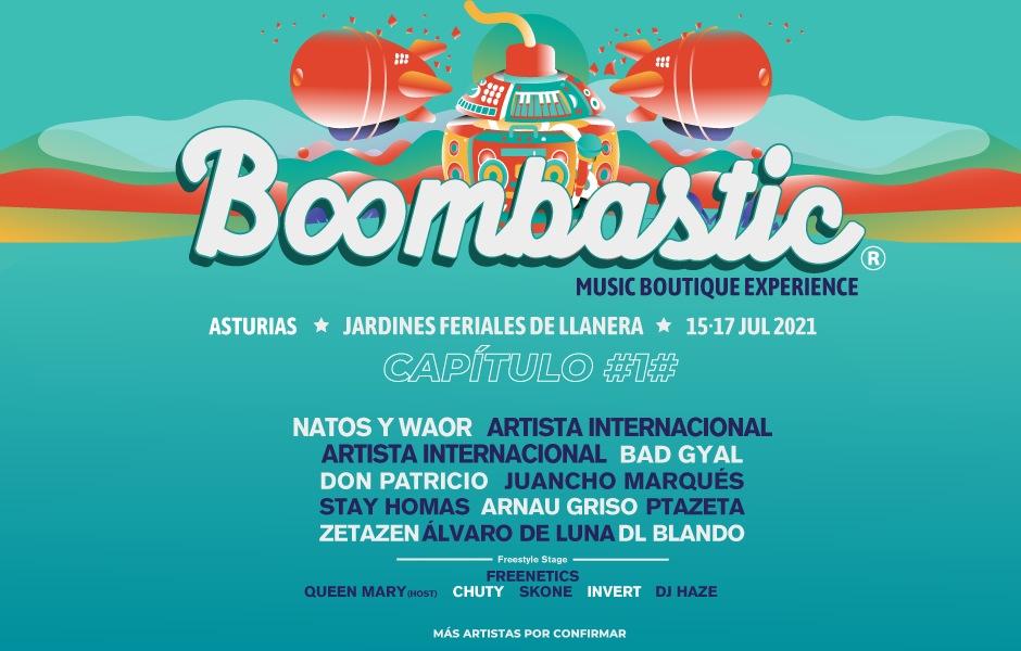 boombastic capitulo 1