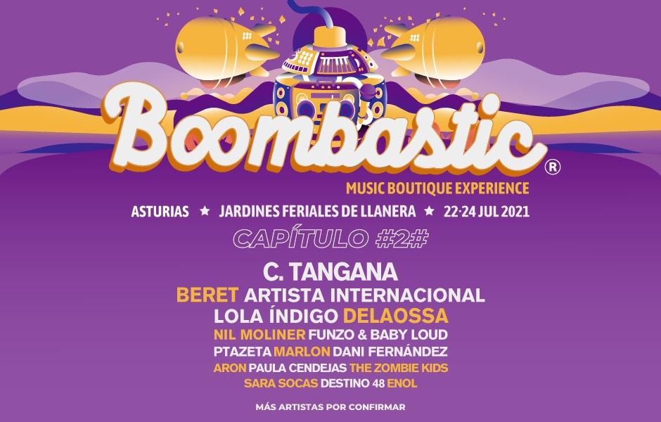 boombastic capitulo 2
